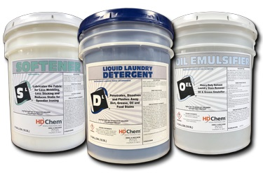Commercial Laundry Detergent Solutions