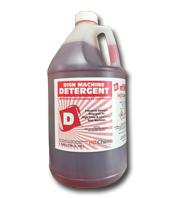 commercial dish machine detergent