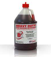 heavy duty dish machine detergents for commercial kitchens