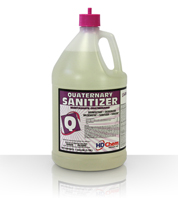 disinfectant quarternary sanitizer for commercial properties
